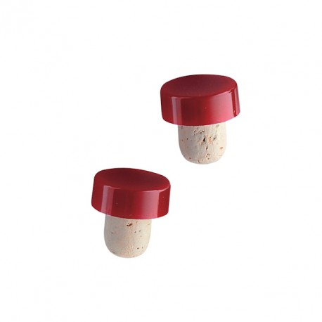 SET 2 TAPONES CORCHO ABS