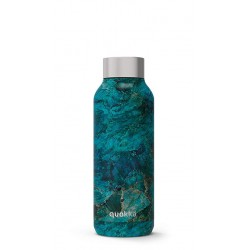 BOTELLAS ACERO SOLID BLUE ROCK 510 ML.